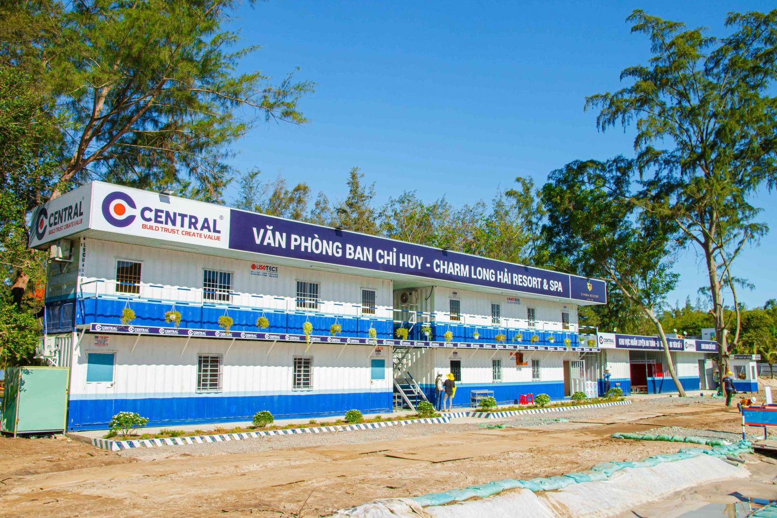 Tập đoàn Charm Group và Central tiến hành lễ khởi công Charm Resort Long Hải